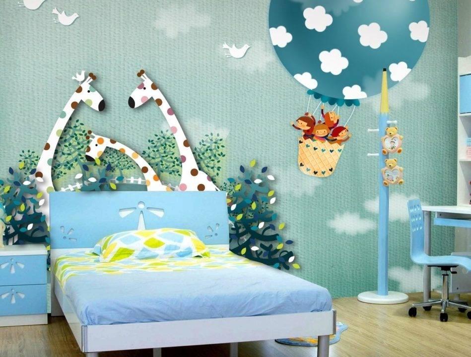 Декор детской: яркие и потрясающие фото примеры украшения детских комнат своими руками