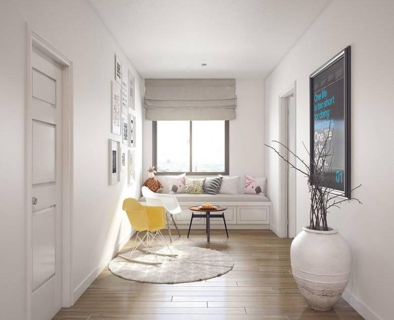Белый пол в интерьере: особенности и материалы для дизайна, фото вариантов интерьера