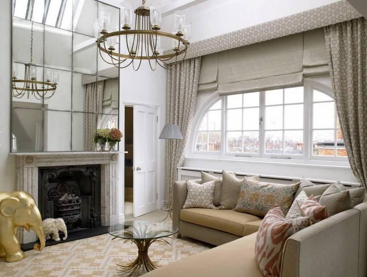 Тюль в гостиную: топ-115 фото красивых вариантов стильного оформления окон (современные идеи дизайна)