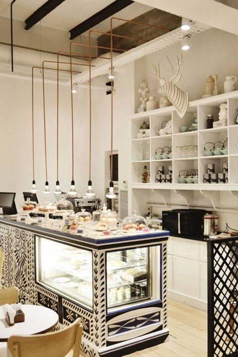 Дизайн кондитерской, пекарни +50 фото идей интерьера