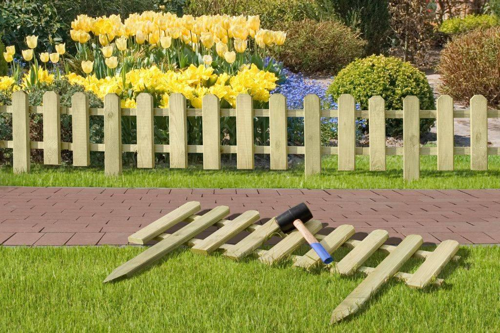 Как сделать забор из профнастила: пошаговая инструкция - «ландшафтный дизайн» » «дизайна интерьера»