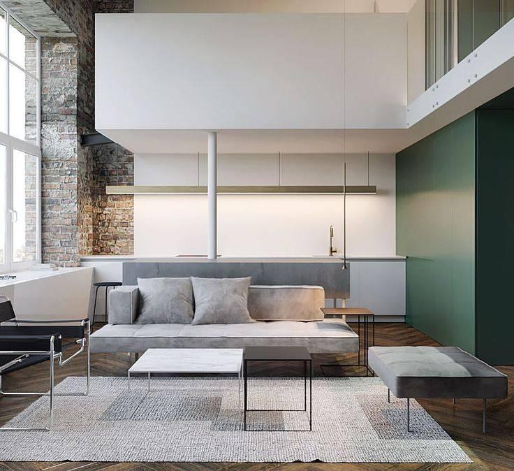 Минимализм в интерьере   100+ идей для маленьких квартир (фото)