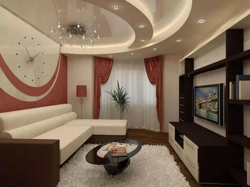Дизайны комнат в квартире: (150+ фото) популярных тенденций