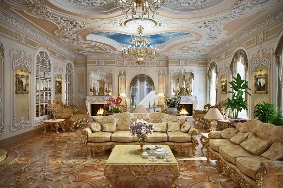 Элитный дизайн интерьера квартир и домов ❤️ что делает интерьер элитным? стили, материалы, декор и отделка в примерах