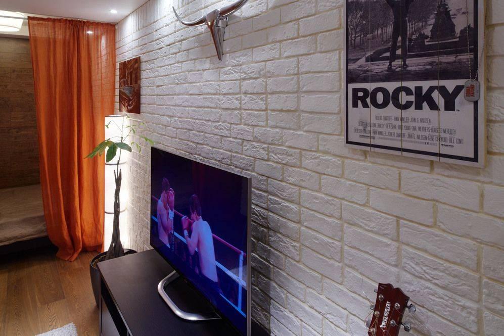 Белая кирпичная стена в интерьере: 9 способов создать стильный дизайн