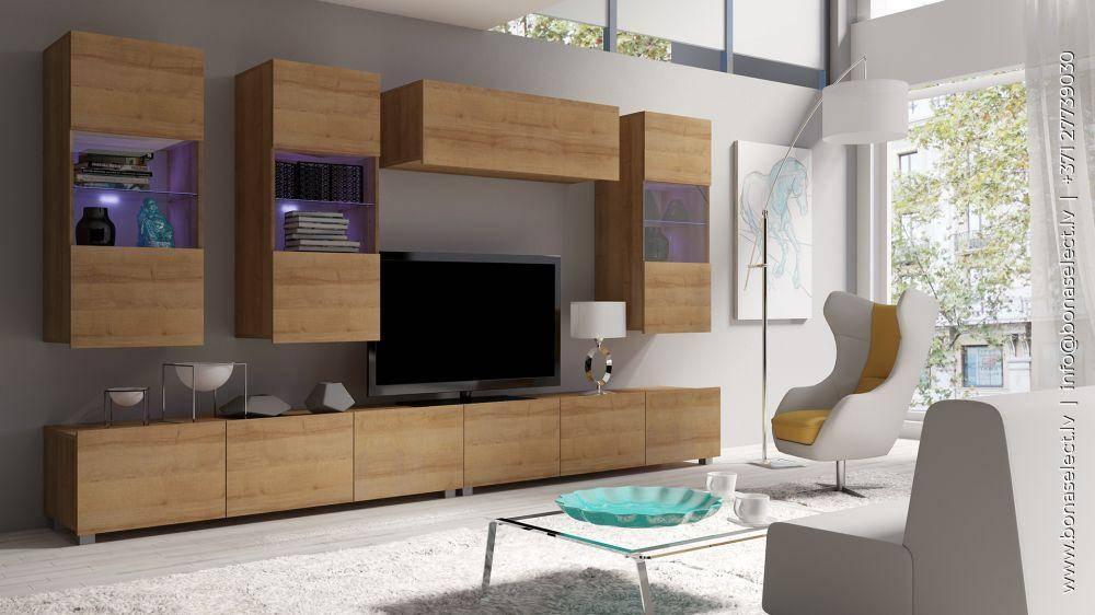 Модульные гостиные — реальные примеры современного дизайна с применением мебели модульного типа