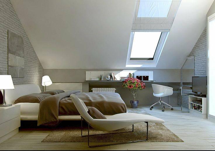 Лучшие идеи в дизайне мансардного этажа: варианты обустройства и стили