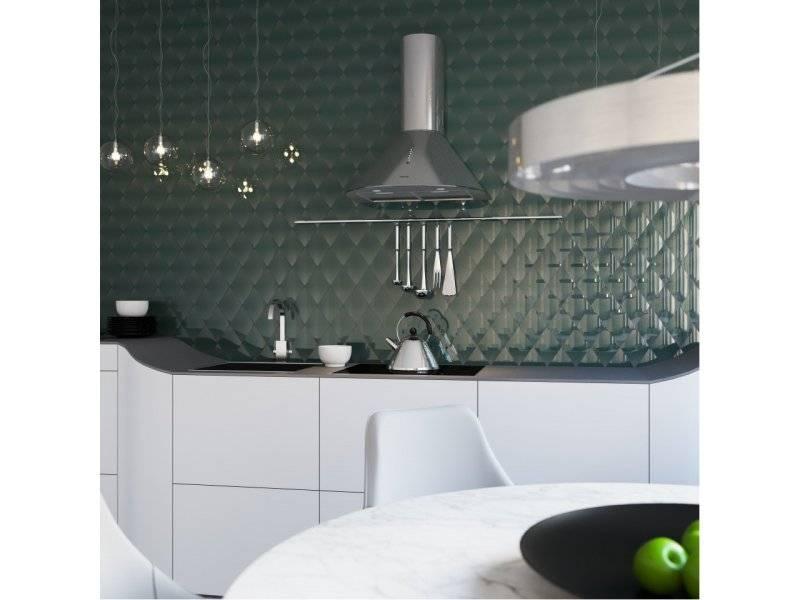 Вытяжки в интерьере кухни +75 фото примеров - «интерьер кухни»
