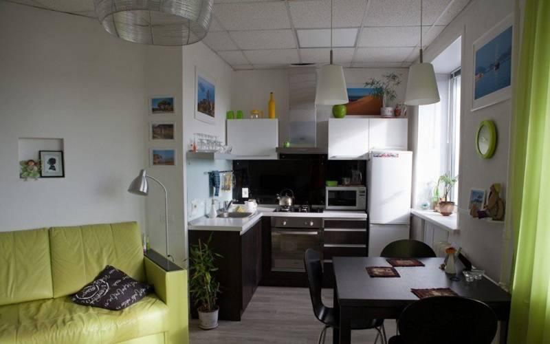 Планировка квартиры в хрущевке: планировка, зонирование, новинки дизайна, выбор мебели, идеи для отделки