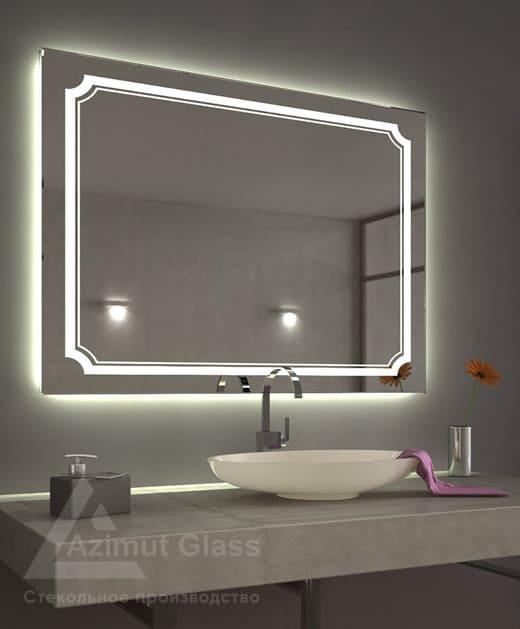 Рейтинг лучших зеркал с подсветкой на 2021 год