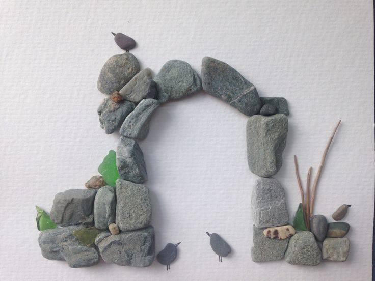 Поделки из камней (140 фото): для сада и огорода своими руками. простой мастер-класс для детей с примерами, идеями, схемами