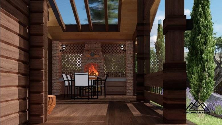 Проекты бань с комнатой отдыха (79 фото): конструкции из кирпича с террасой, бассейном и купелью, чертежи с  мансардой и туалетом