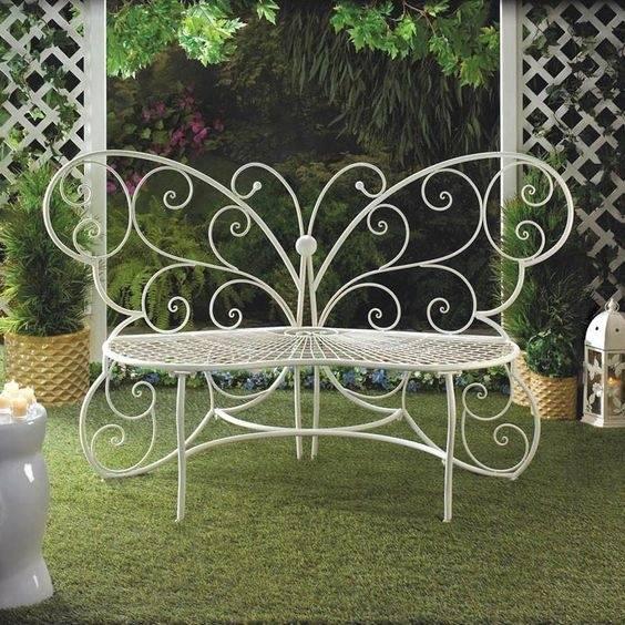 Красивая скамейка своими руками - 95 фото садовых скамеек и правила их размещения