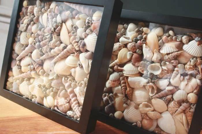 Поделки из ракушек (135 фото идей): инструкция по созданию поделок своими руками