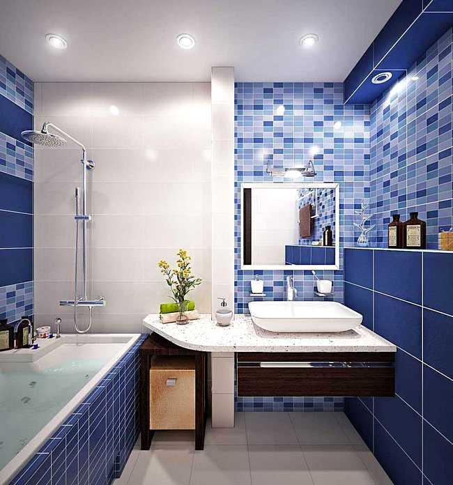 Как выбрать плитку для ванной? обзор решений и советы дизайнеров