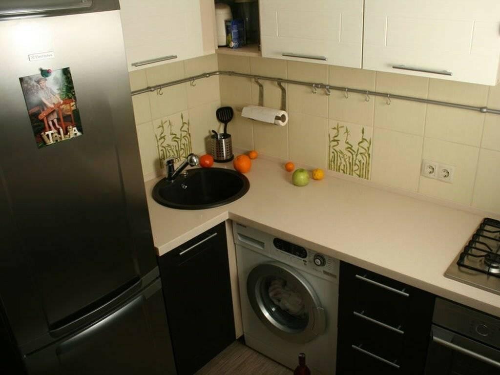 Дизайн кухни в хрущевке  - 80 фото интерьеров после ремонта, красивые идеи для маленькой кухни