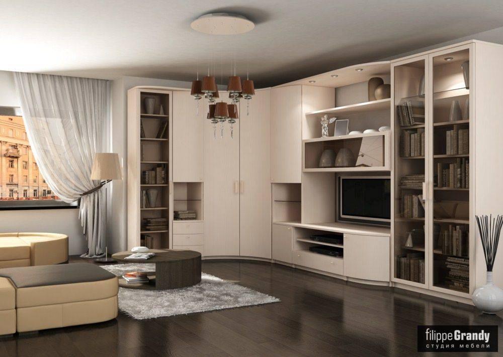 Угловые диваны в гостиную: плюсы, минусы, размеры мебели, материал изготовления, идеи дизайна в интерьере
