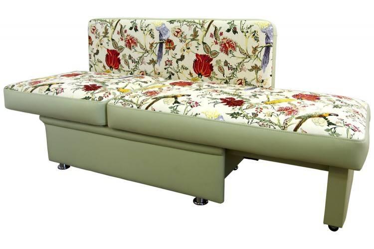 Маленькие диваны со спальным местом для кухни: какими бывают и как их выбрать?