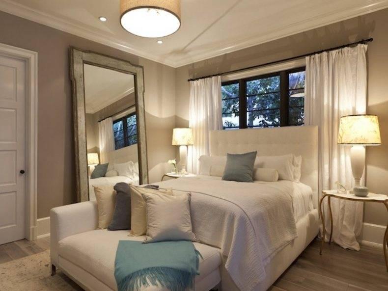 Зеркало в спальне: это хорошо или плохо, дизайн комнаты с зеркалами по бокам, можно ли его вешать напротив кровати