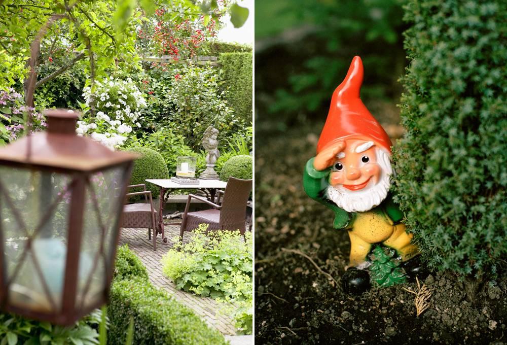 Как самостоятельно изготовить садовые фигурки? идеи и мастер-классы