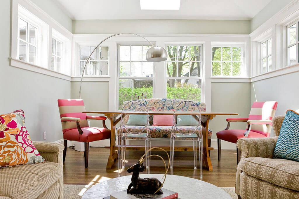 Декор гостиной - 145 фото лучших приемов оформления и примеров декора
