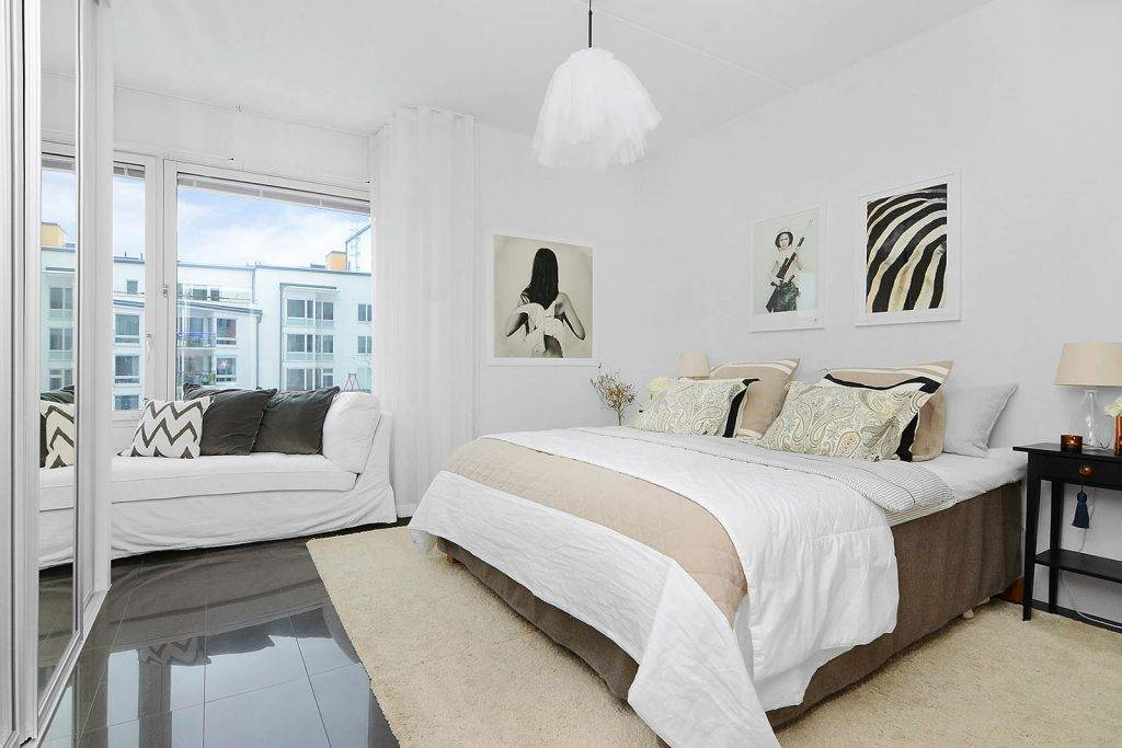 Дизайн маленькой спальни: 140 фото новинок дизайна и оформления интерьера, примеры размещения мебели