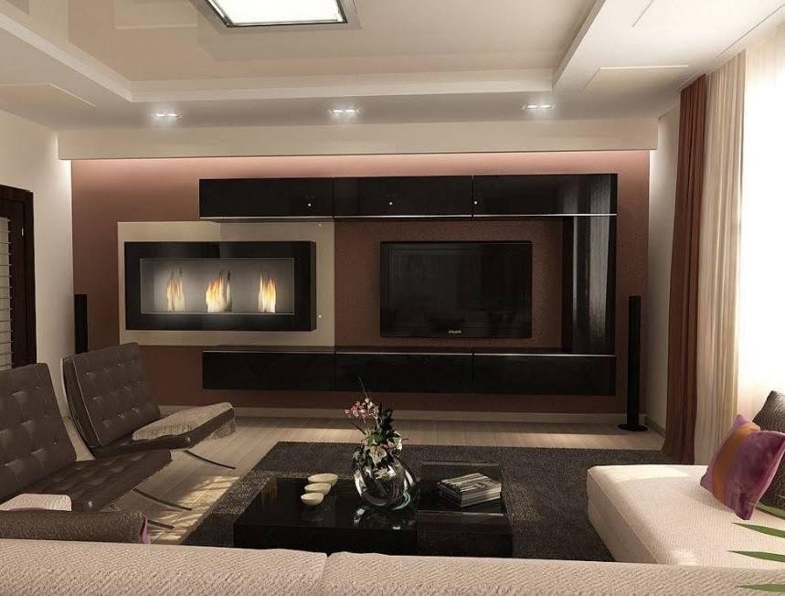 Идеи для дизайна гостиной в квартире на 20 квадратов