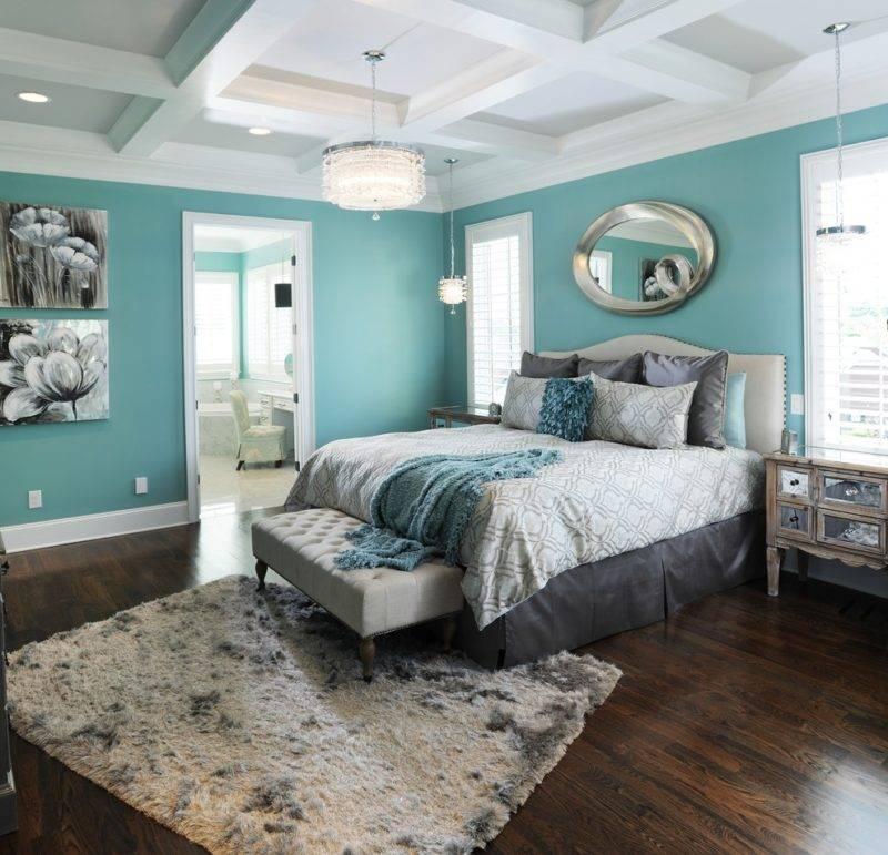 Бирюзовый цвет в интерьере (106 фото): с какими другими цветами он сочетается? стены цвета тиффани, сочетание цвета бирюзы с коричневыми оттенками