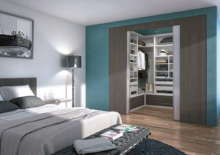Гардеробная в спальне: особенности оформления, подробные рекомендации, разновидности гардеробных с примерами на 100 фото от лучших дизайнеров!