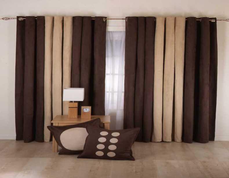 Светло коричневая мебель какие обои подойдут. если коричневая мебель, какие обои выбрать