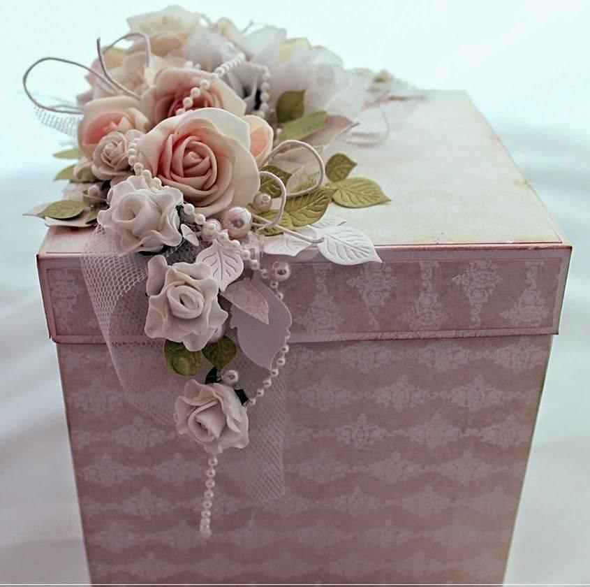 Подарочные коробки своими руками: более 25 лучших идей