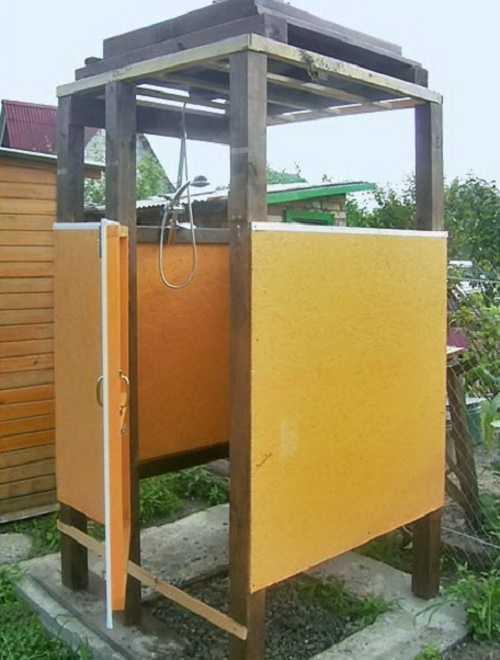 Летний душ – как построить для дачи своими руками? идеи, чертежи и лучшие проекты (85 фото)