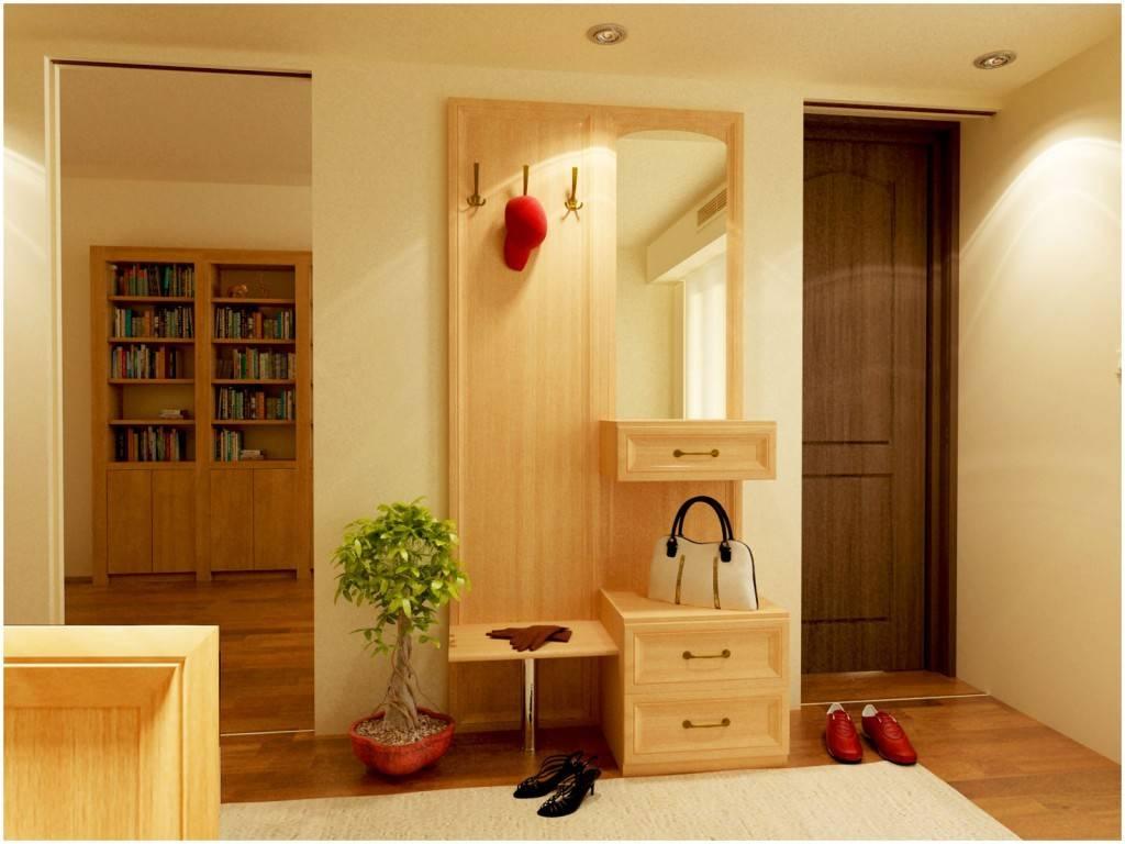 Маленькая прихожая: идеи для стильного оформления  коридора (48 фото)