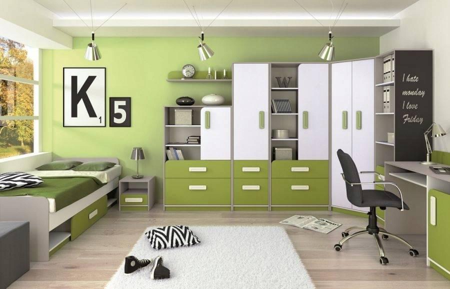 На что обратить внимание при выборе мебели для подростковой комнаты