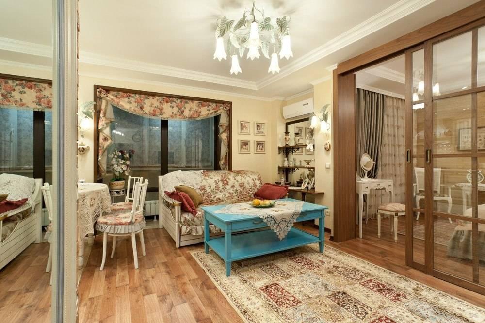 Стиль прованс в интерьере квартиры — 250 фото идей дизайна