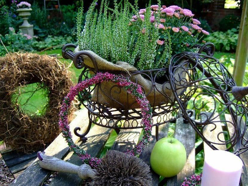 Садовый декор — 120 фото лучшего оформления и интересных идей украшения сада