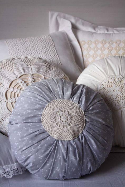 Идеи как сделать подушку своими руками: оригинальные идеи и сочетания при оформлении подушек (105 фото)