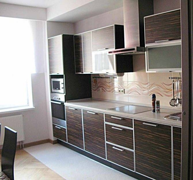Ремонт кухни в квартире 2020-2021: идеи по обустройству и советы (50 фото)