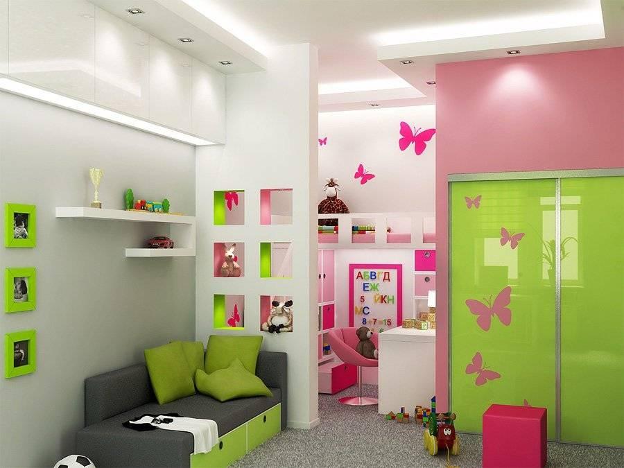 Дизайн детской комнаты: фото идеи интерьера для разного возраста