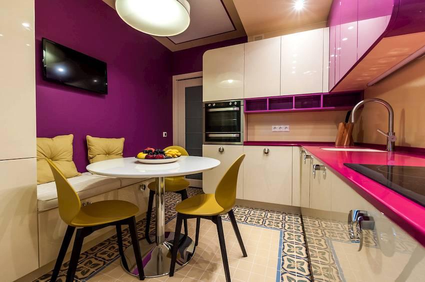 Маленькая столовая: дизайн и интерьер (80 фото)   современные и модные кухни