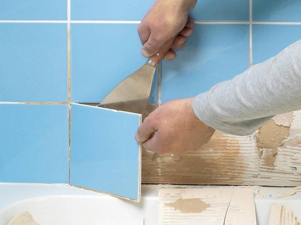Альтернатива керамической плитке в ванной. от пластиковых панелей до агломерата