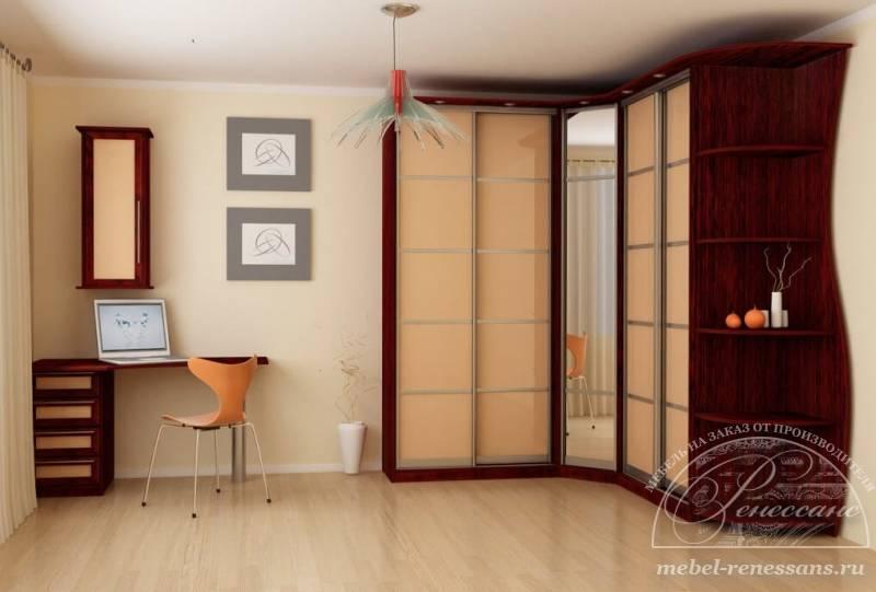 Встроенный шкаф - идеи применения, актуальные стили и красивые решения по применению (155 фото)