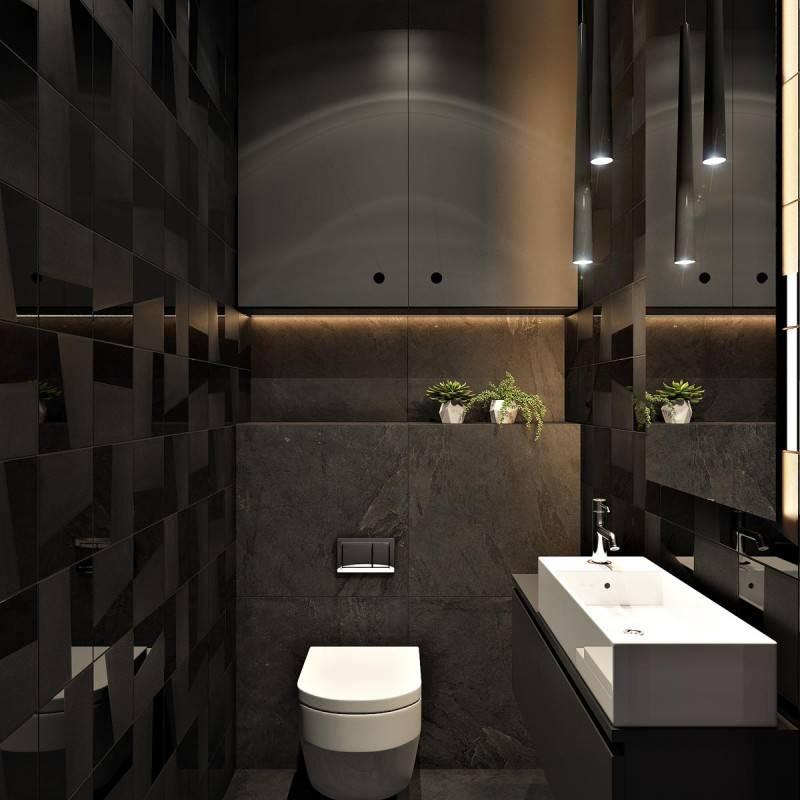 Оформляем туалет в стиле лофт своими руками в квартире + фото и дизайн интерьера » интер-ер.ру