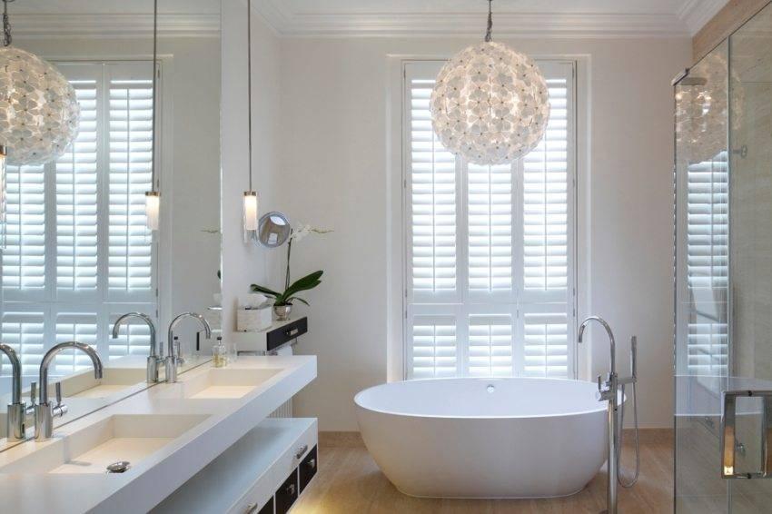 Подсветка в ванной: 140 фото лучших вариантов