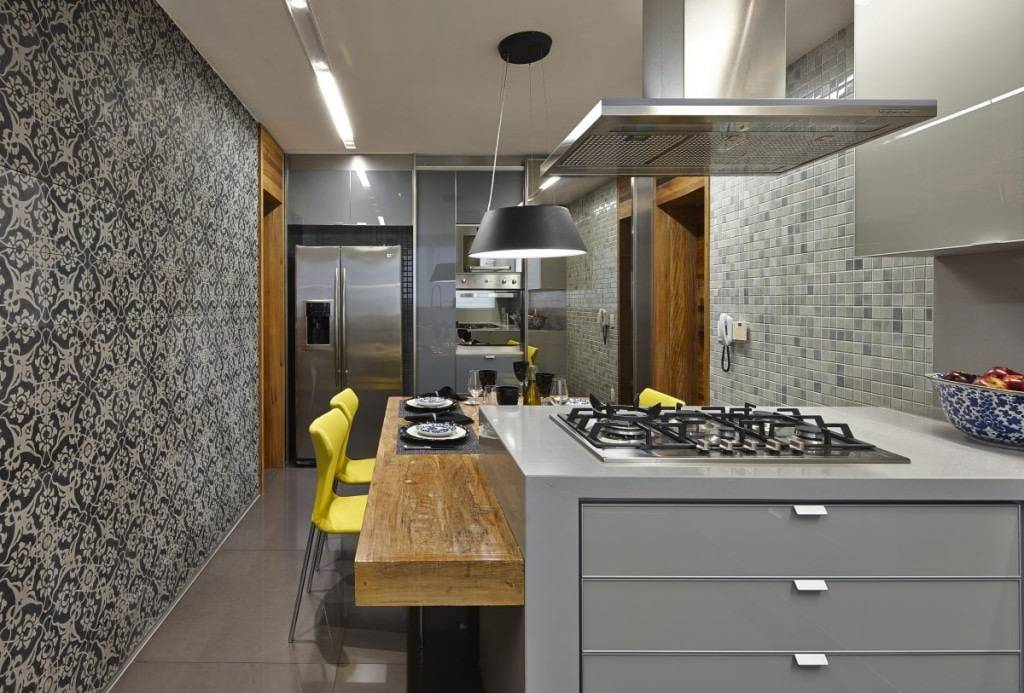 Фотообои для кухни: как правильно выбрать, реальные фото примеры