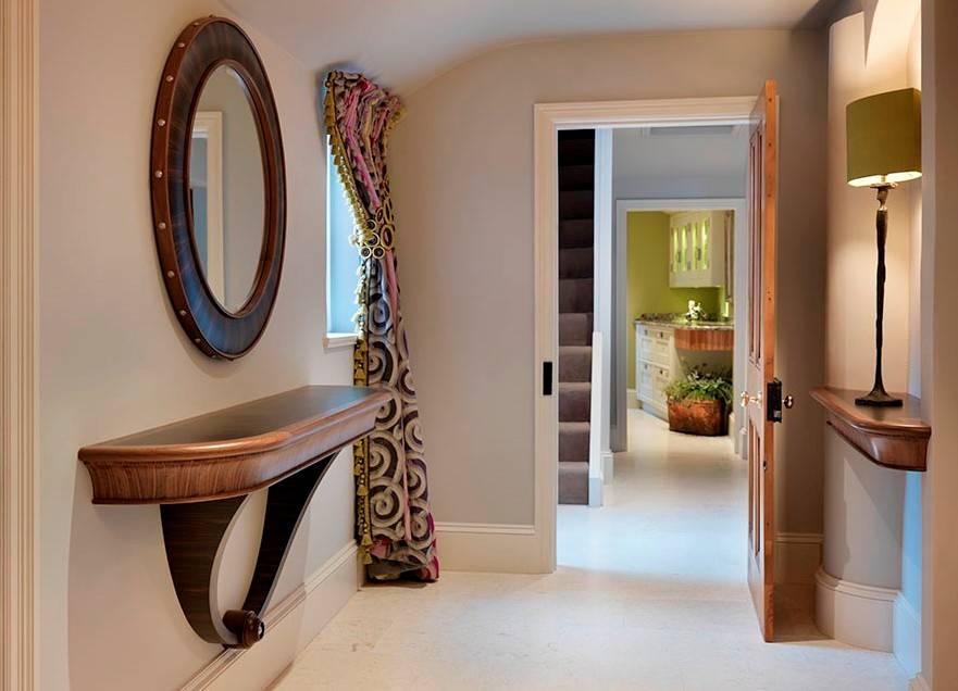 Зеркало в прихожую - 100 фото лучших вариантов дизайна. инструкция, как лучше разместить зеркало в интерьере