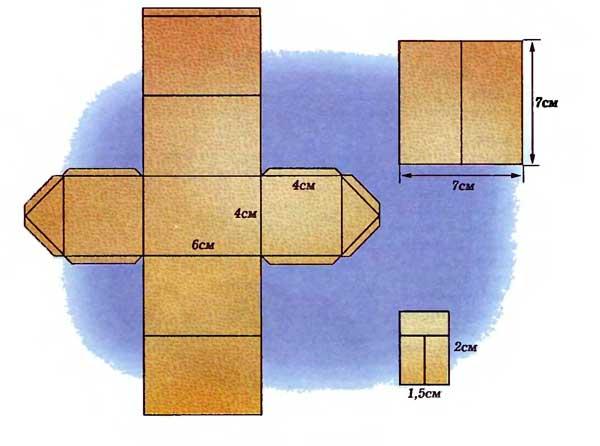 Как сделать домик из картона для детей своими руками мастер-классы, фото, схемы