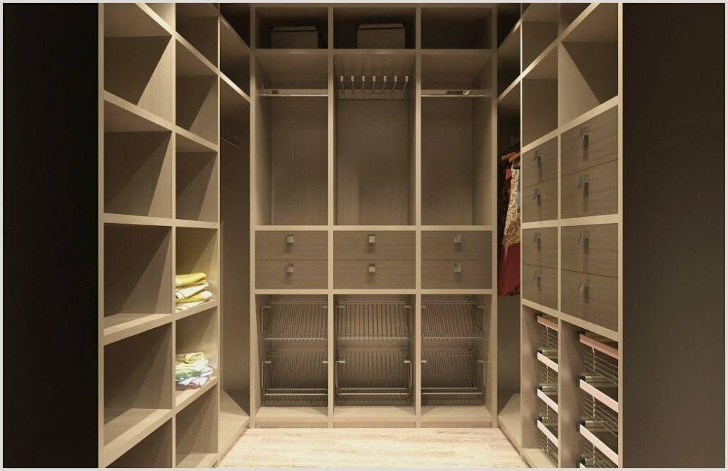 Гардеробная комната своими руками: как обустроить помещение для хранения одежды в обычной квартире?