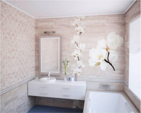 Панели пвх для ванной: 110 фото идей отделки и современные решения применения