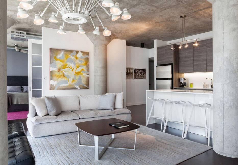 Дизайн квартиры-студии: фото и советы по оформлению (64 фото) | дизайн и интерьер